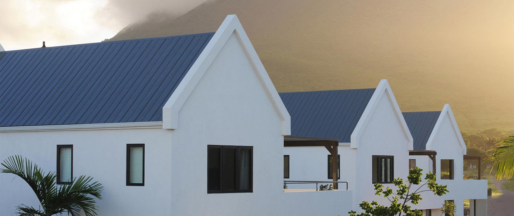Views of 2006, 2007, 2008 & Nevis Peak