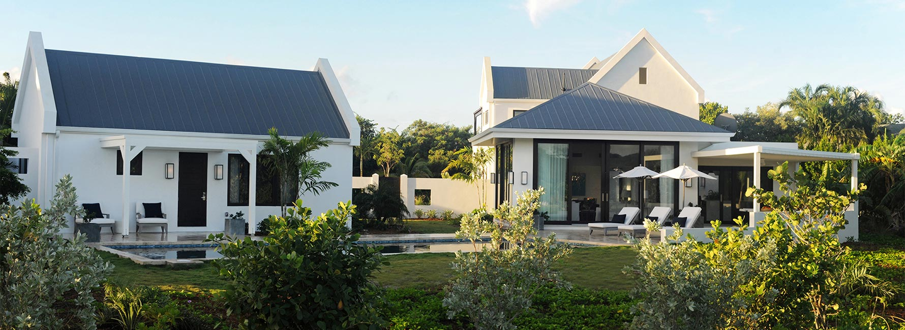 A large Nevis Private Residence Villa